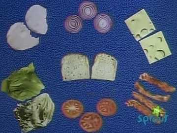 s ist für Sandwich - lmnopqrstuvwxyzlmnop