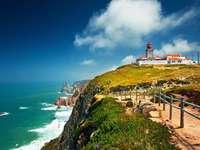 Cabo da Roca Portugal - m .....................