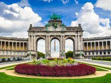 Brussels, Belgium - Brussels capital of Belgium