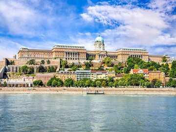 Budapest - Royal Palace of Budapest
