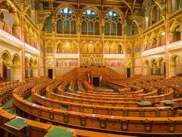Parliament - Hungarian Parliament