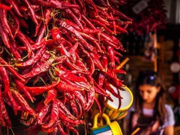 Paprika seasoning - Paprika for seasoning