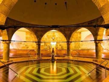 Thermal bath - Thermal baths, Budapest