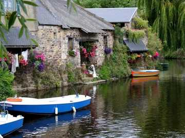 house by the river - m .........................
