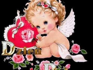 Charmant petit ange - Un amour qui est même prêt à donner sa vie ne périra pas.