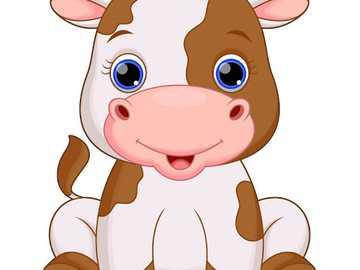 die Kuh - ein Nutztier