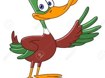 Ente - ein Nutztier
