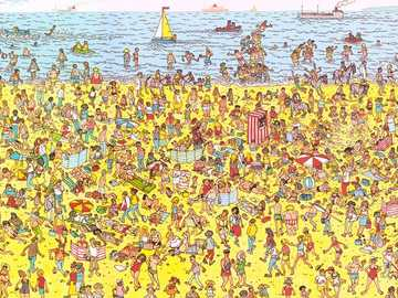 where is it ? - typical where's wally