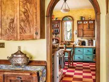 La cuisine est le cœur de la maison - La cuisine est toujours le cœur de la maison