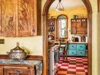Kuchnia sercem domu - Kuchnia zawsze jest sercem domu