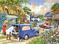Country Village - Puzzle Country Village