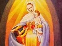 LA Virgen María - Regalémosle nuestro corazón