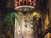 Wieża Galata, Stambuł - Wieża Galata, Stambuł