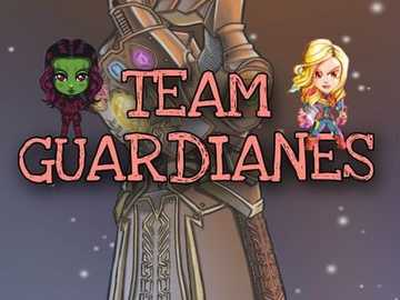 Team Guardians? - Team Guardians puzzle?