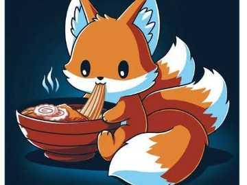 hübscher kleiner Fuchs - Die süßen kleinen Füchse