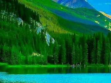 sea, mountains - m ..........................