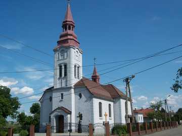 la parrocchia di Niepoczów - m ...........................