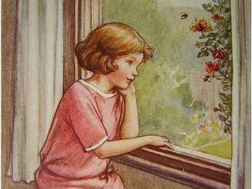 O čem asi snímek děvčátko - O čem asi snímek děvčátko