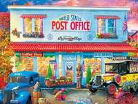 Post Office - United States Post office