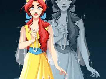 Annastasa - Anastasia realistischer Anime