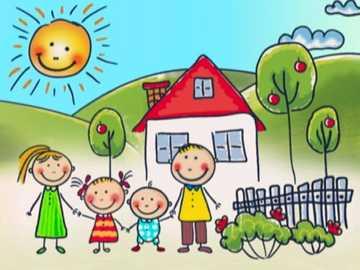 DIE FAMILIE UND DAS HAUS - DIE FAMILIE UND DAS HAUS