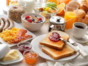 Perfect breakfast - Keys to a perfect and healthy breakfast
