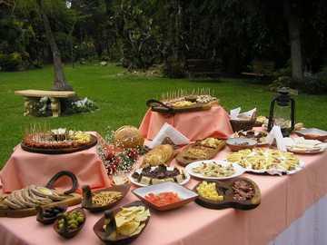 Giornata campale - Mangia vario all'aperto