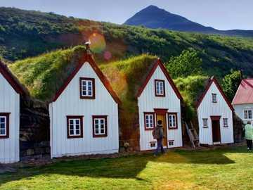 domki w islandii - m.........................