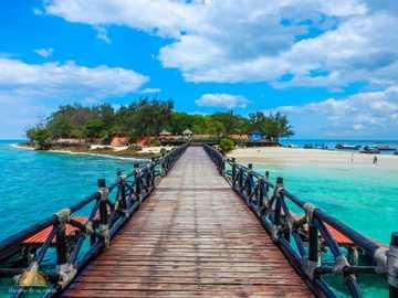 zanzibar- most na wyspę - m.........................