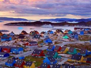 miasto na arktyce - m...................
