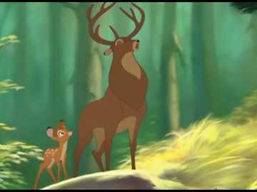 Bambi 2 dzieciństwo - Przygody Małego Bambiego