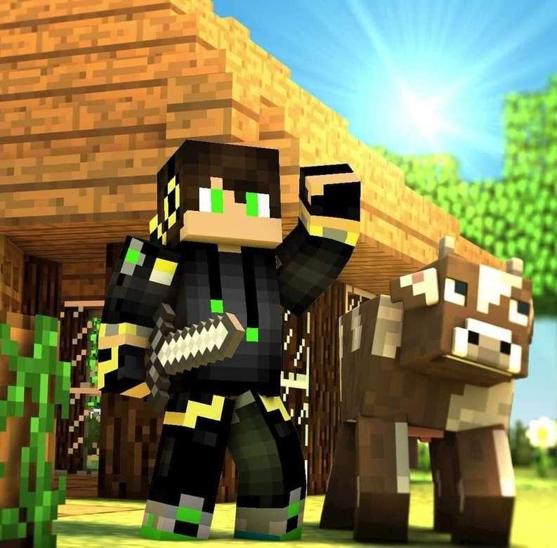 Videojuego de Minecraft de Mohang - Minecraft es un videojuego desarrollado por mohang (2×2)