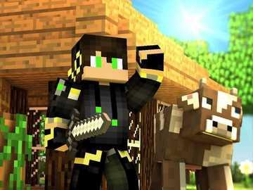 Videojuego de Minecraft de Mohang - Minecraft es un videojuego desarrollado por mohang