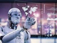 de robot - Robotica is de tak van werktuigbouwkunde, elektrotechniek, elektrotechniek, biomedische techniek en