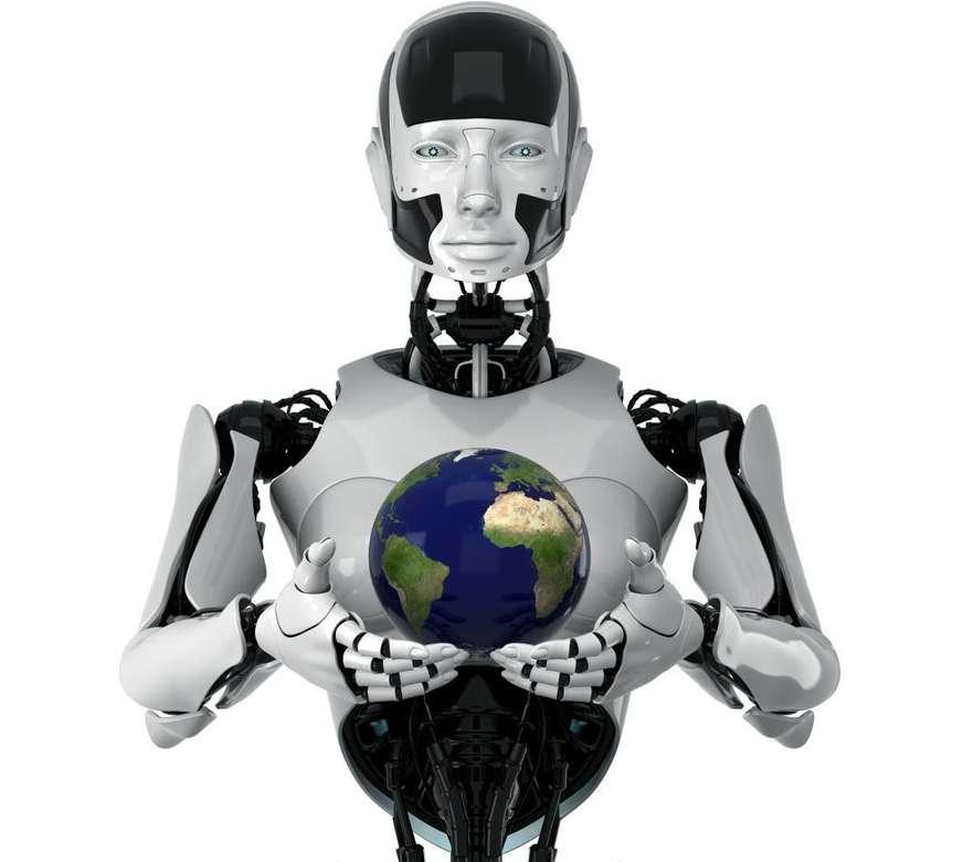 Ρομποτική - Είναι ένα παζλ ρομποτικής, η ιδέα είναι να το ολοκληρώσετε το συντομότερο δυνατό (10×9)