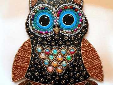 diamond embroidery - m .............................