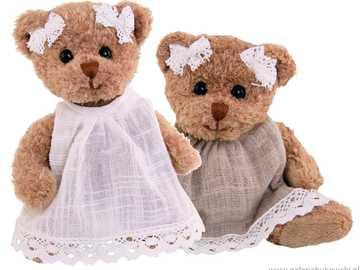 stuffed animals - teddy bears - m .......................