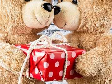 vycpaná zvířata - medvídci - m .......................
