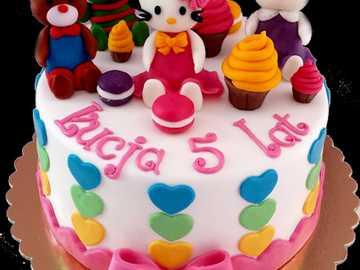 birthday cake - m .......................