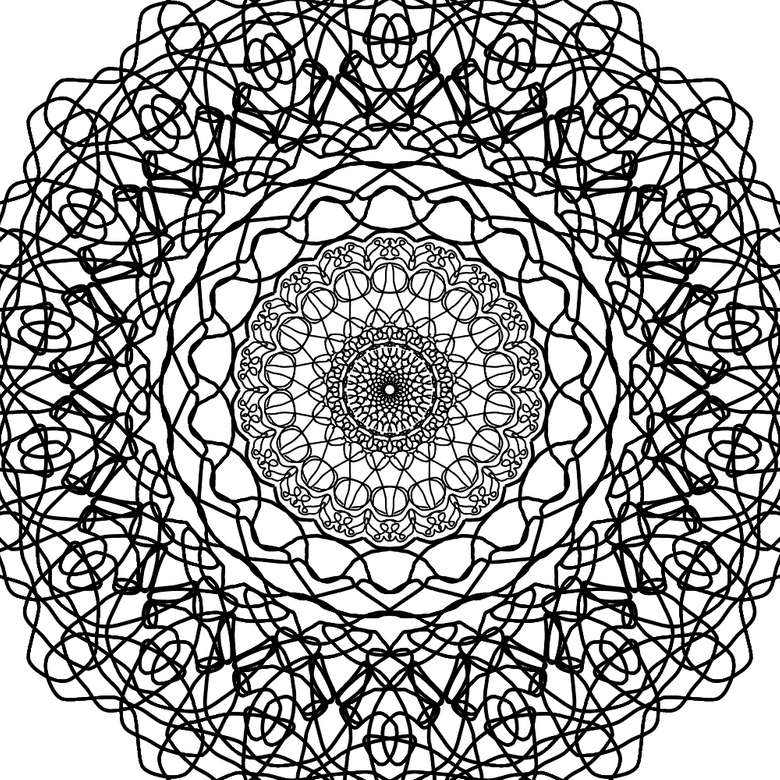 Zajímavý vzor - Toto je vzor z IBIS PAINT X (2×2)