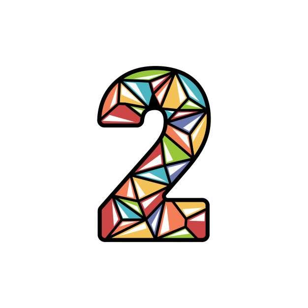 o número dois