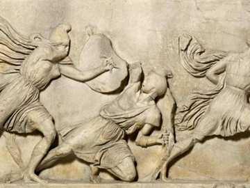 Гръцко изкуство - Клас по гръцко изкуство