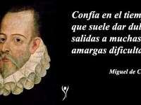 Miguel de Cervantes - Autor von Don Quijote de la Mancha