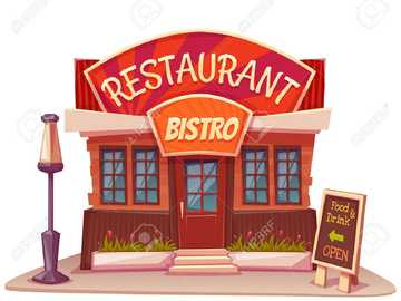 Restaurante para 3er grado - rompecabezas del restaurante