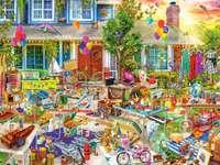unvergessliche Party - Party voller Geschenke und Spaß