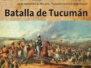 Batalla de Tucumán - Armar el rompecabezas de la batalla de Tucumán