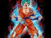 Super Dragon Ball - Dragon Ball Super Goku