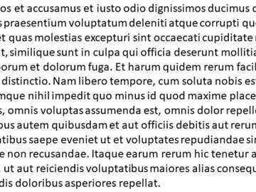 Lipsum Quote Puzzle 6 Pieces - Lipsum Quote Puzzle 6 Pieces