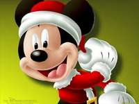 Mickey d'hiver