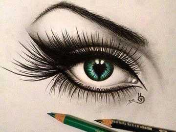 drawing technique - m ....................